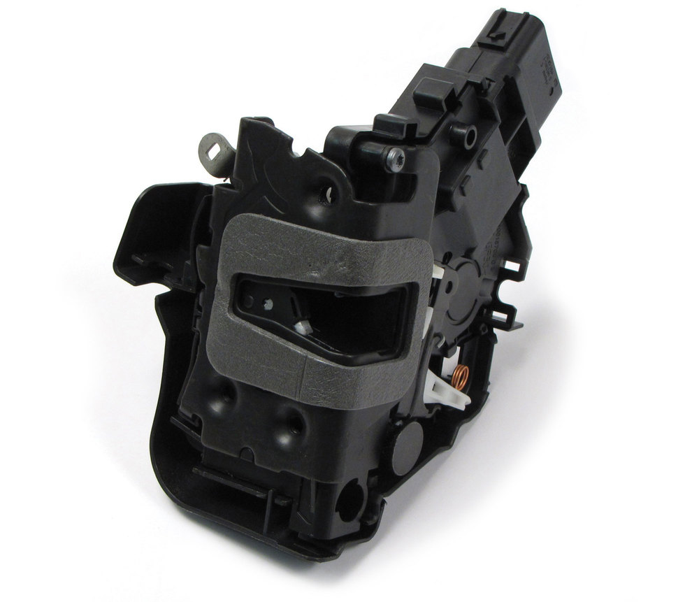 Genuine Door Latch LR011278, Front Right Hand, For Land Rover LR3 And Range Rover Sport, 2008 - 2009
