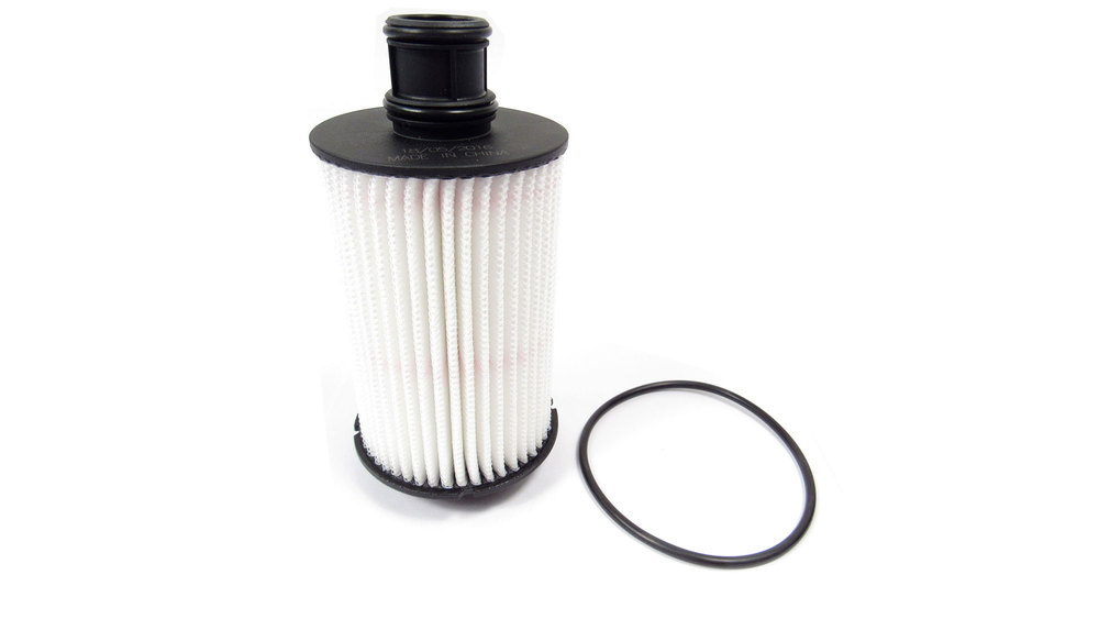 Genuine Oil Filter And Gasket LR011279, For Land Rover LR4, Discovery 5, Range Rover Sport, Range Rover Full Size L405, And Range Rover Velar (See Fitment Years)
