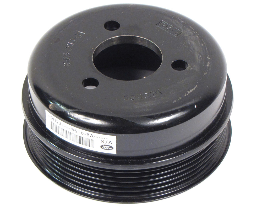 Fan Pulley For Land Rover LR4, Range Rover Sport And Range Rover Full Size (See Fitment Years)