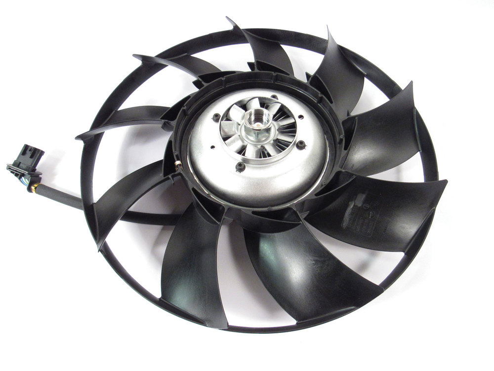 Fan And Clutch Assembly