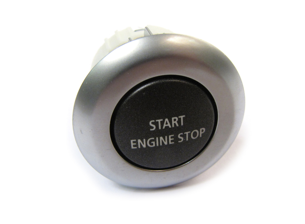Genuine Ignition Switch, Keyless Start And Stop Button, For Land Rover LR4 And Range Rover Sport LR014015 (See Fitment Years)