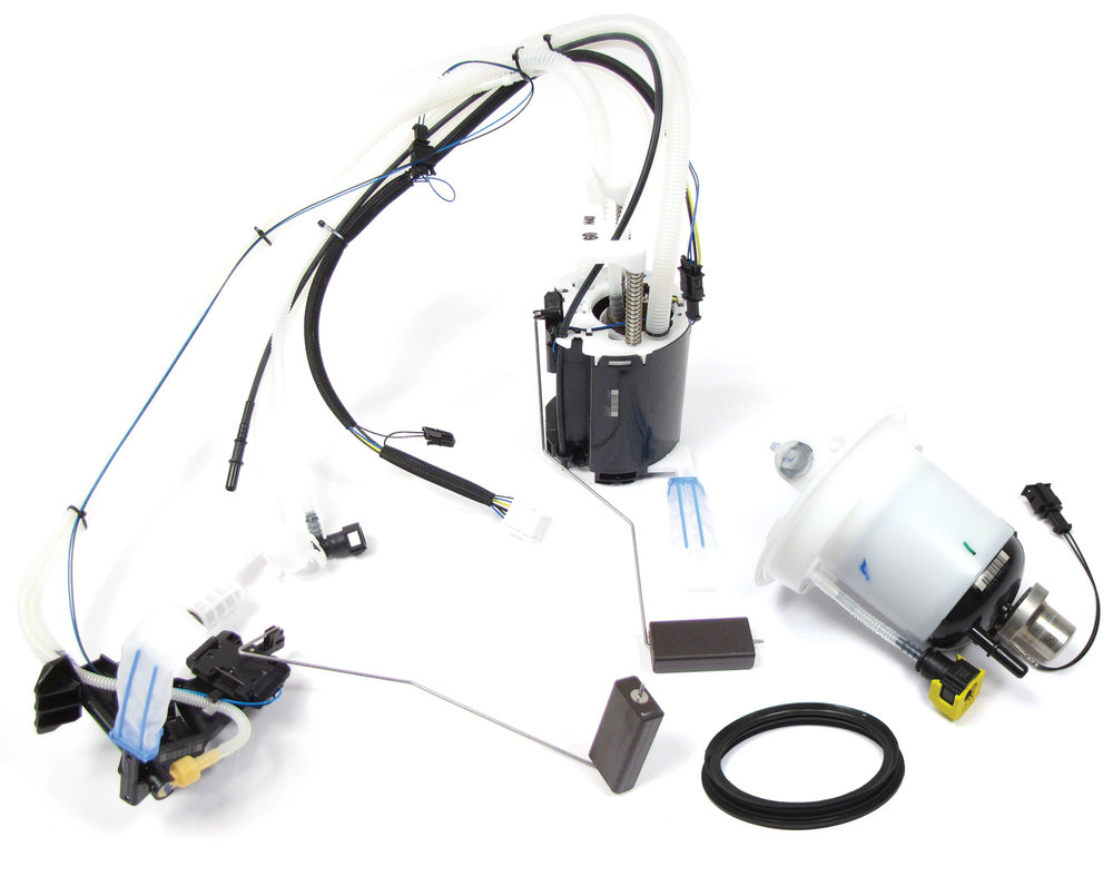 Fuel Pump And Sender LR015178 Kit With Seal WGQ500020 And Fuel Filter And Tank Cover WGC500150, For Range Rover Full Size L322, 2006 - 2009