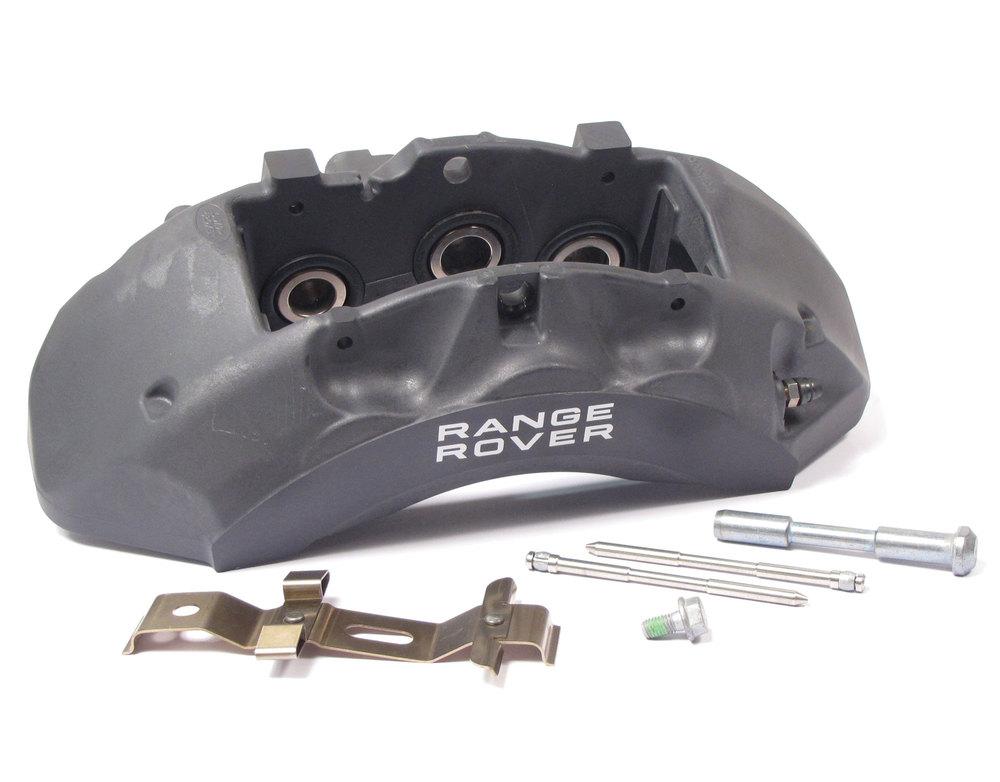 Range Rover brake caliper