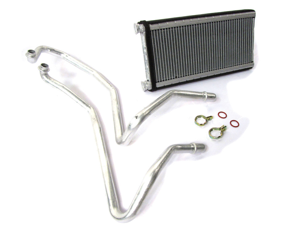 Heater Core With Pipes LR017030 For Land Rover LR3 And Range Rover Sport, 2005 - 2009