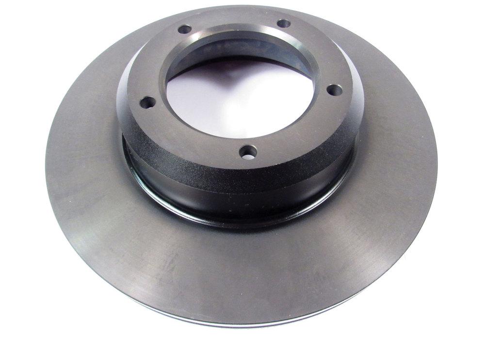 Brake Rotor Front Genuine
