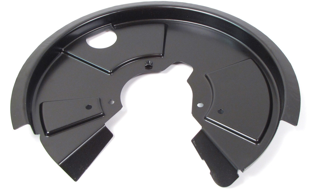 Genuine Brake Backing Plate Dust Shield LR017961, Left Rear, For Land Rover Discovery I And Defender 90 (See Fitment Years)