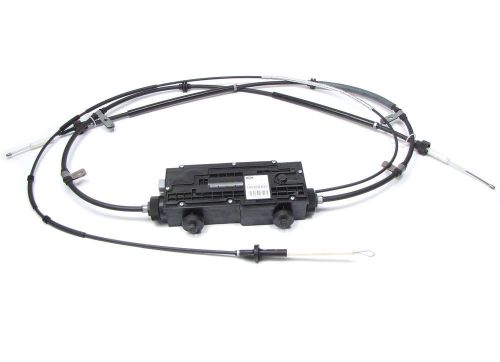 parking brake actuator