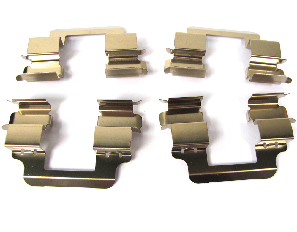 Range Rover brake pad retainer spring