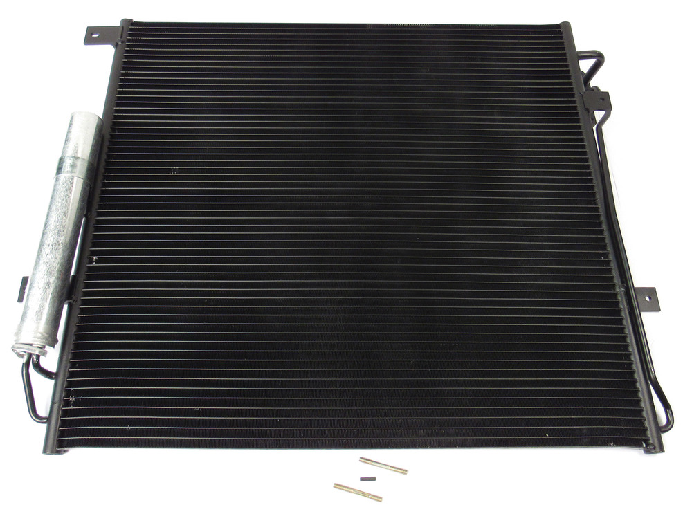 A/C Condenser With Drier For Land Rover LR4, Range Rover Sport, And Range Rover Sport Supercharged (2010 - 2013)