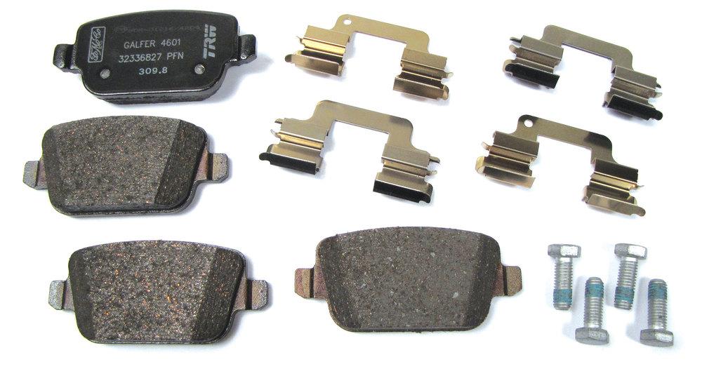 brake pads for Land Rover LR2 - LR023888G