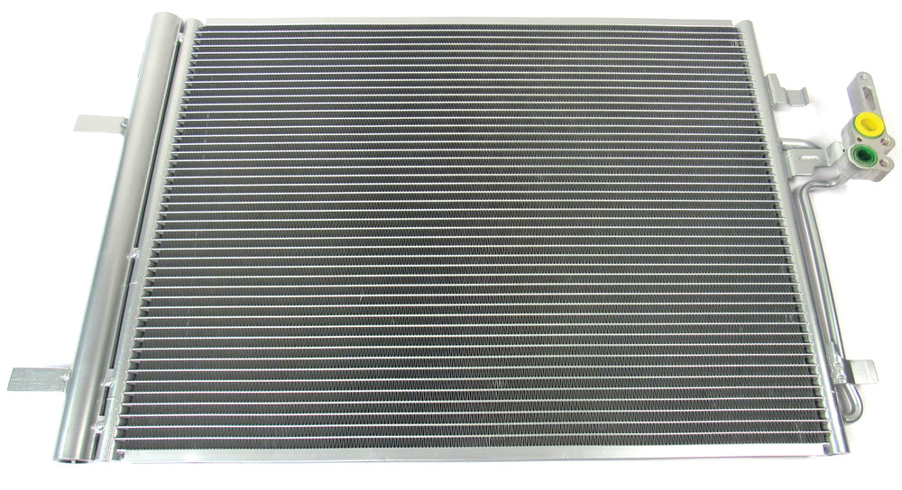 A/C Condenser (For Vehicles Without External Trans Oil Cooler)