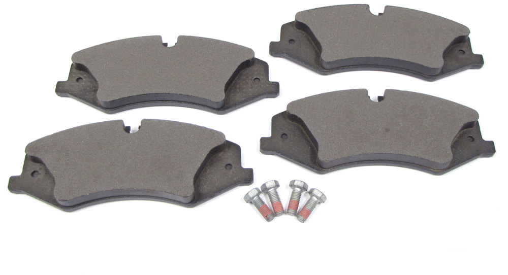 Front Brake Pads For Range Rover Full Size L322 Non-Supercharged, 2010 - 2012