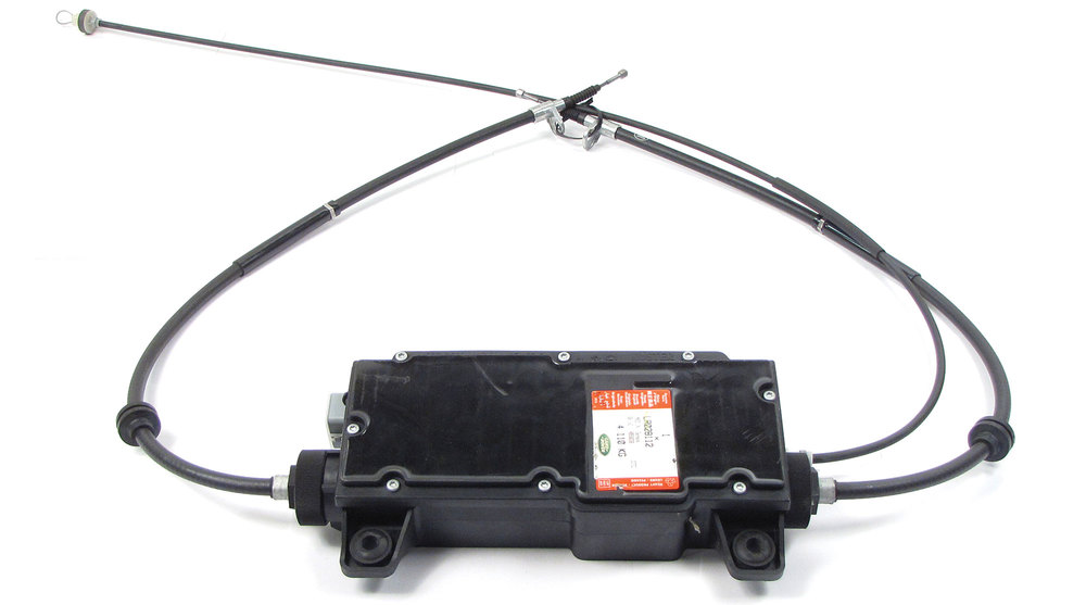 Genuine Parking Brake Actuator With Cables LR028112 For Range Rover Full Size L322, 2010 - 2012
