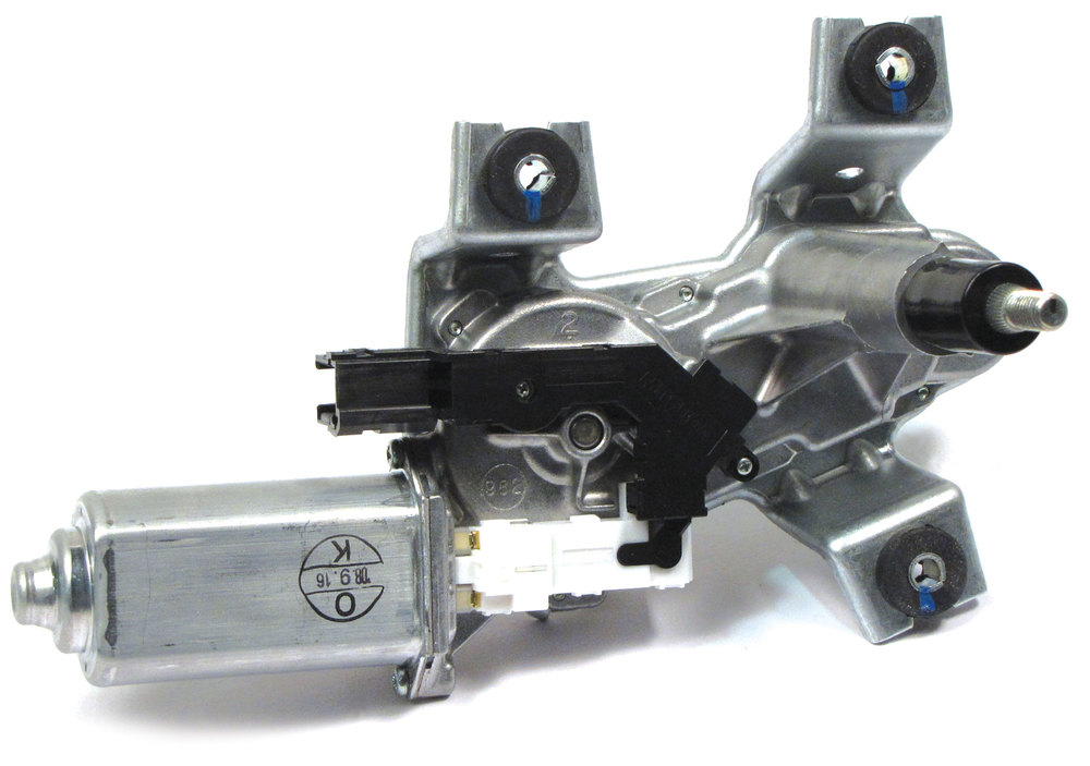 Genuine Wiper Motor, Rear, For Land Rover LR3 And LR4