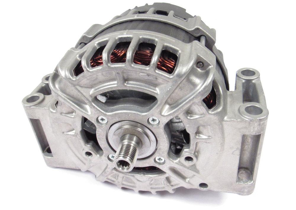 Alternator LR031223 By BOSCH For Land Rover LR2, 2008 - 2012