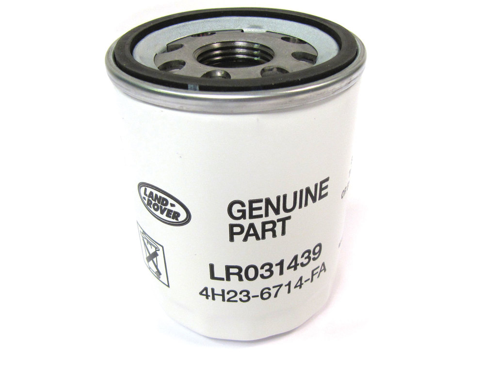 Genuine oil filter - LR031439