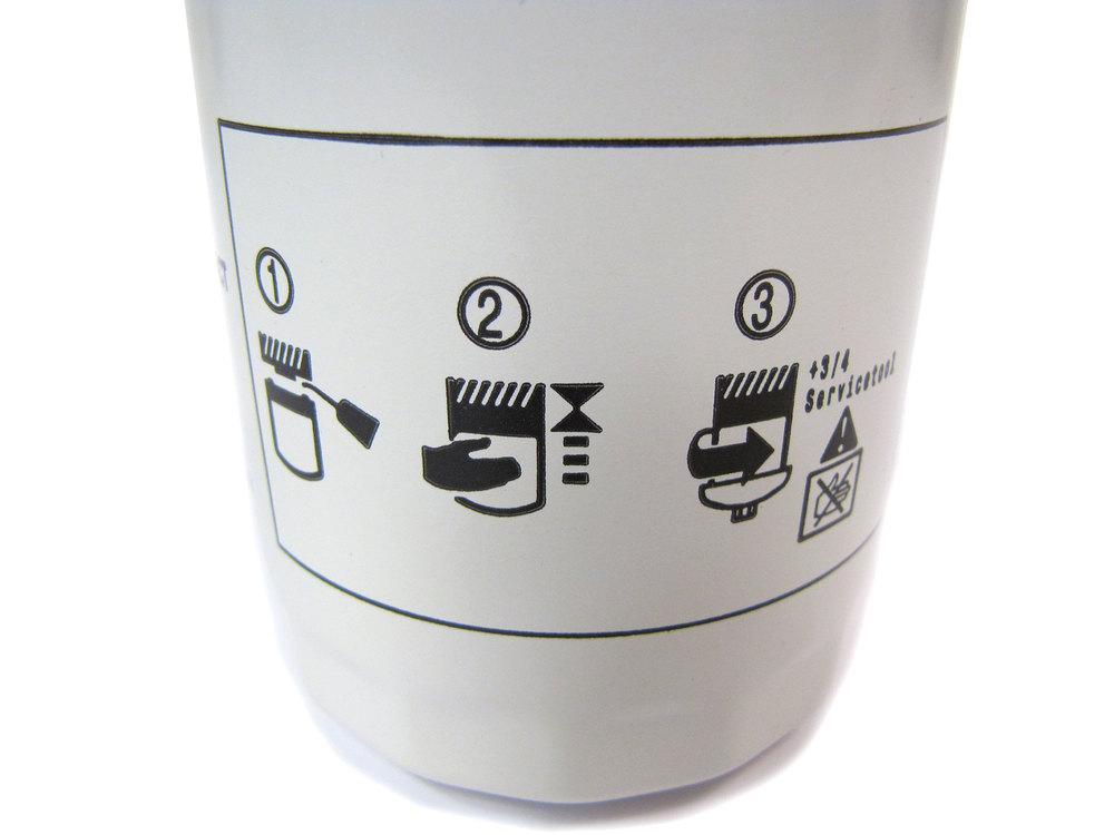 Genuine oil filter - LR031439