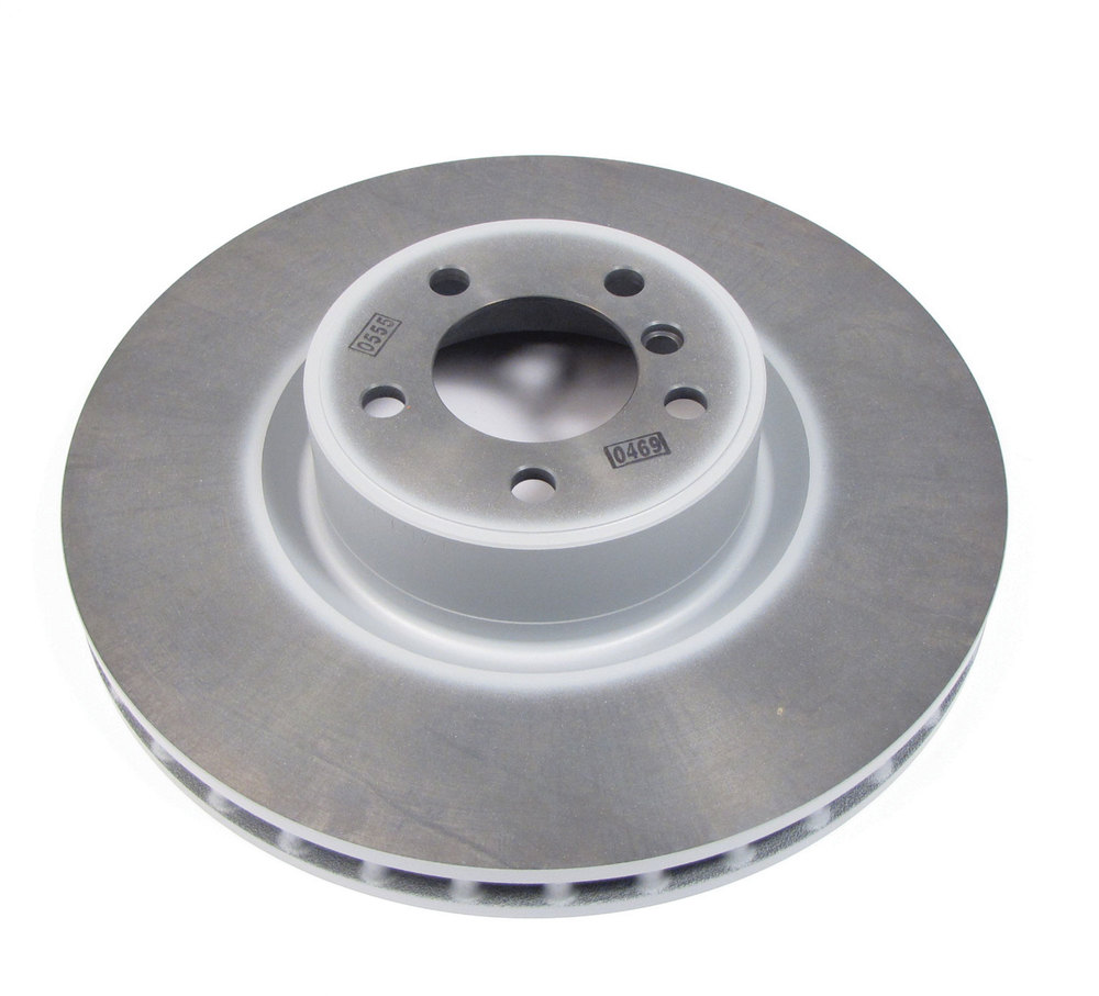 Genuine Front Brake Rotor For Range Full Size Supercharged With Brembo Front Brakes
