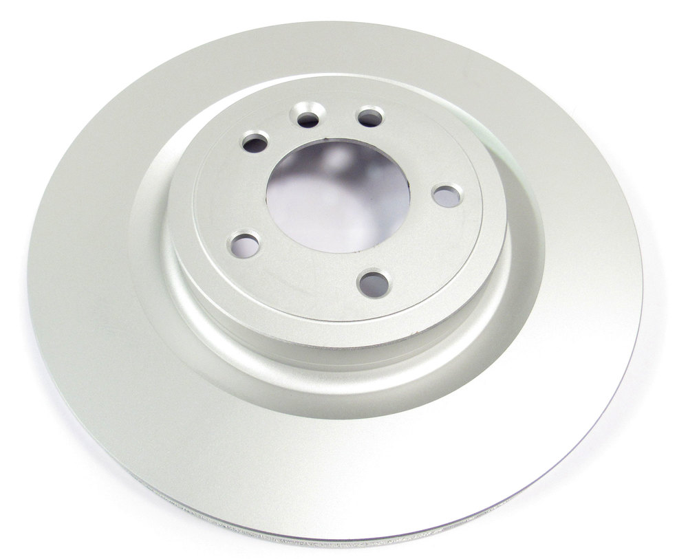 Brake Rotor, Rear 350MM For Range Rover Full Size L405, Range Rover Sport And Discovery 5