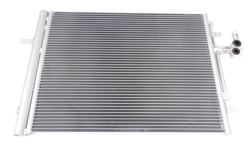 A/C Condenser By Nissens, For Vehicles With External Transmission Oil Cooler, On Land Rover Discovery Sport, LR2 And Range Rover Evoque (See Fitemnt Years)