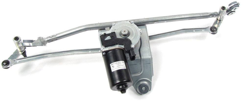 Wiper Motor And Transmission Front