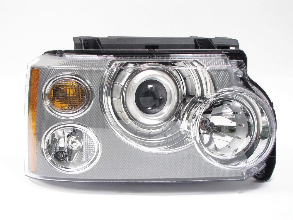 Headlamp Assembly - Xenon - Adaptive - Right Hand