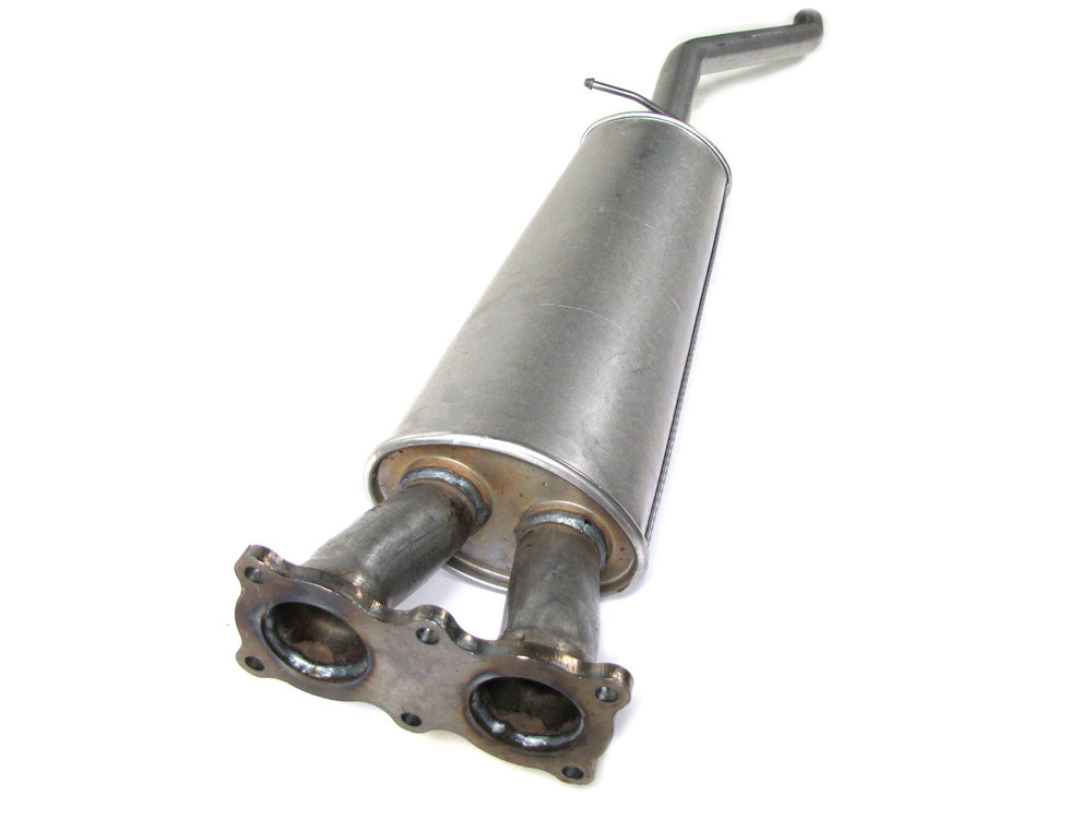 Intermediate Exhaust Pipe For Land Rover LR2