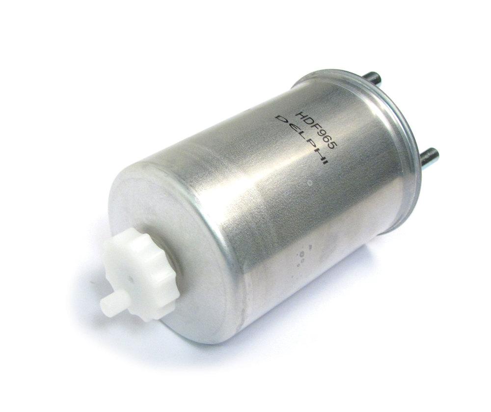 fuel filter for 3L diesel engines - HDF965 Delphi