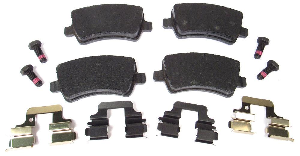brake pads for the LR2