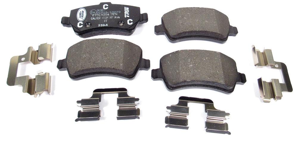 Genuine Rear Brake Pads For Range Rover Evoque