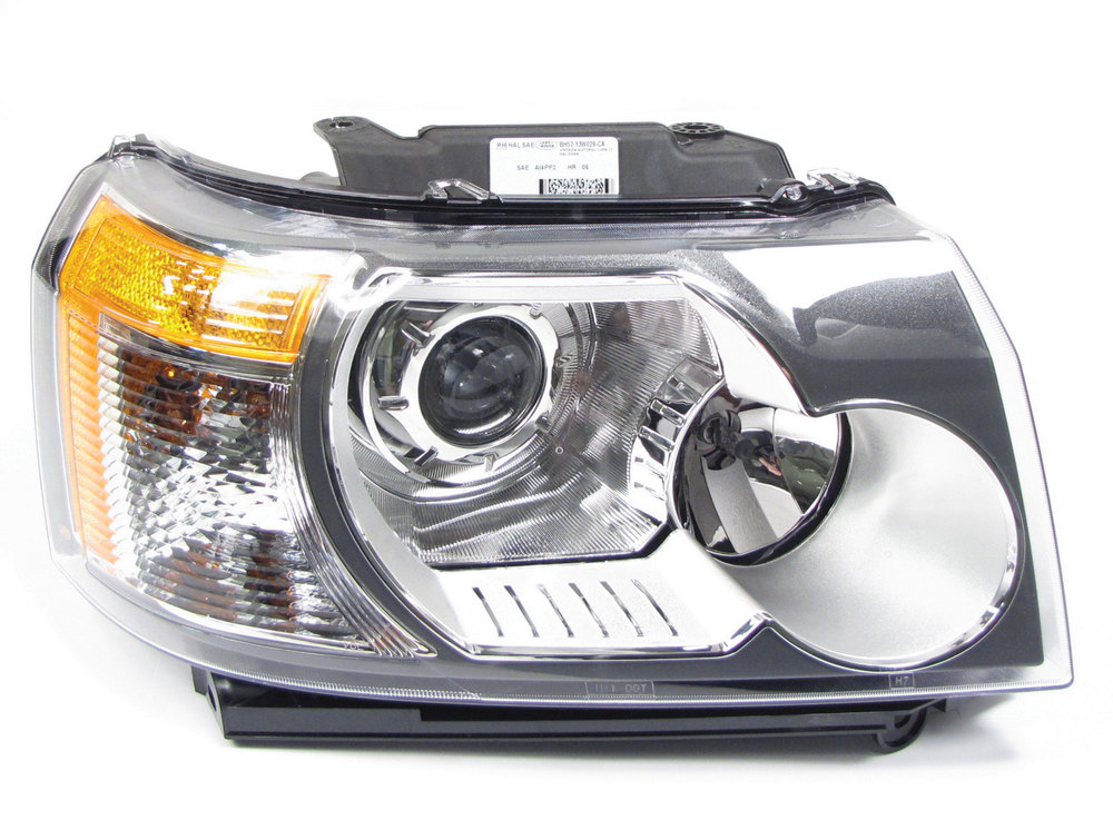 Headlamp Assembly Halogen Right
