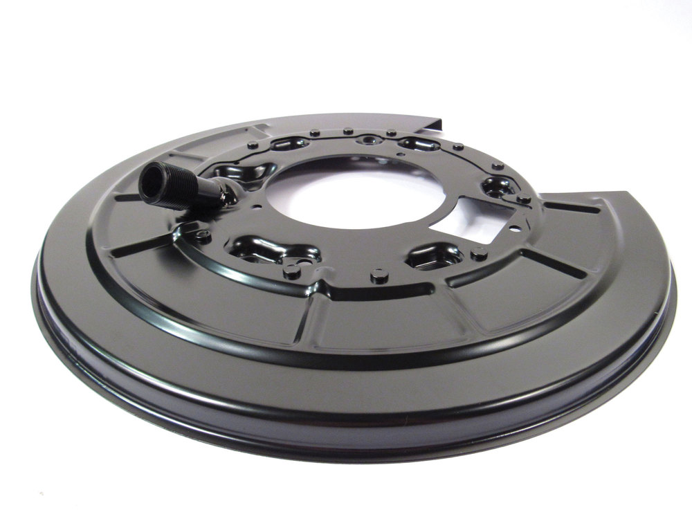 Brake Backing Plate, Left Rear, For Land Rover LR3, LR4 And Range Rover Sport