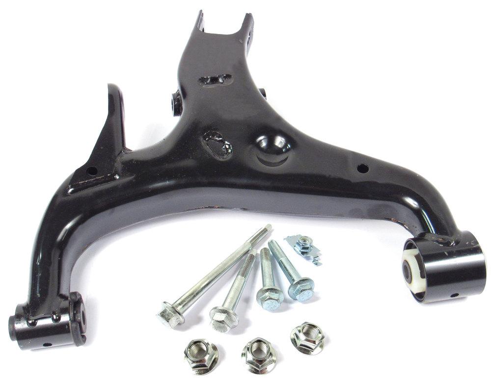 LR3 rear lower control arm kit