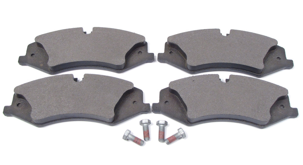 Front Brake Pads By Delphi For Land Rover LR4, Discovery 5, Range Rover Sport And Range Rover Full Size L405