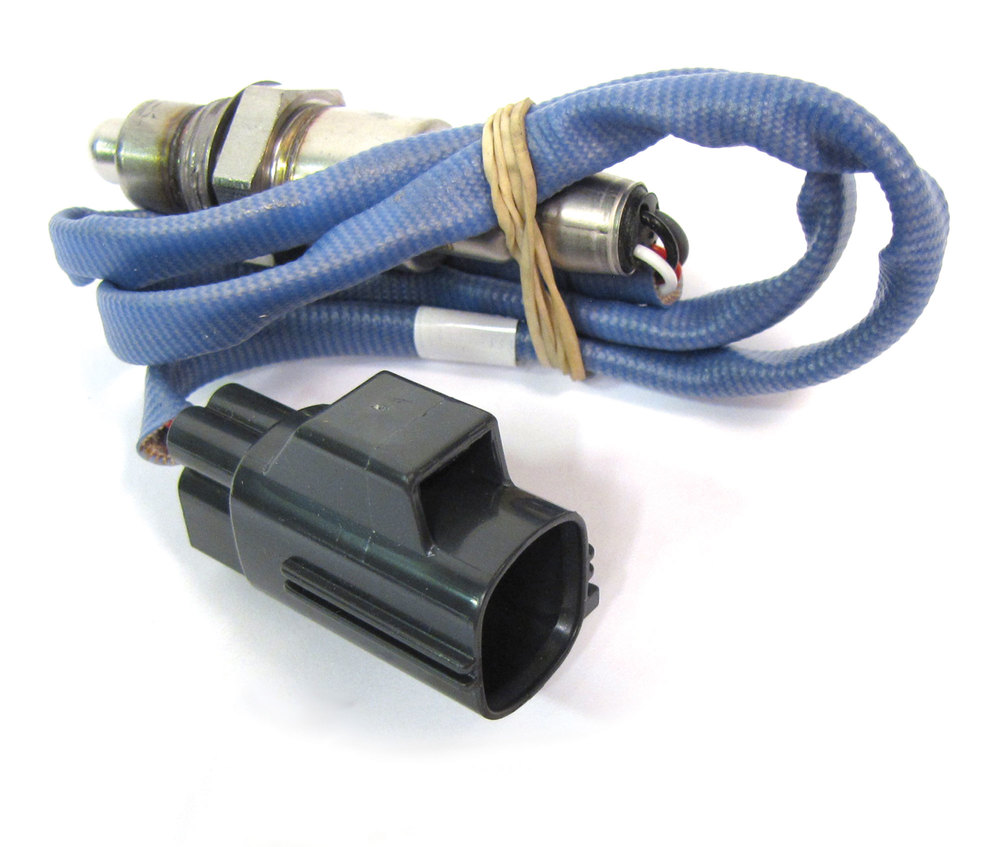Oxygen Sensor, Center Right, Plug And Play, For Land Rover LR4 3.0L V6, 2014 - 2016