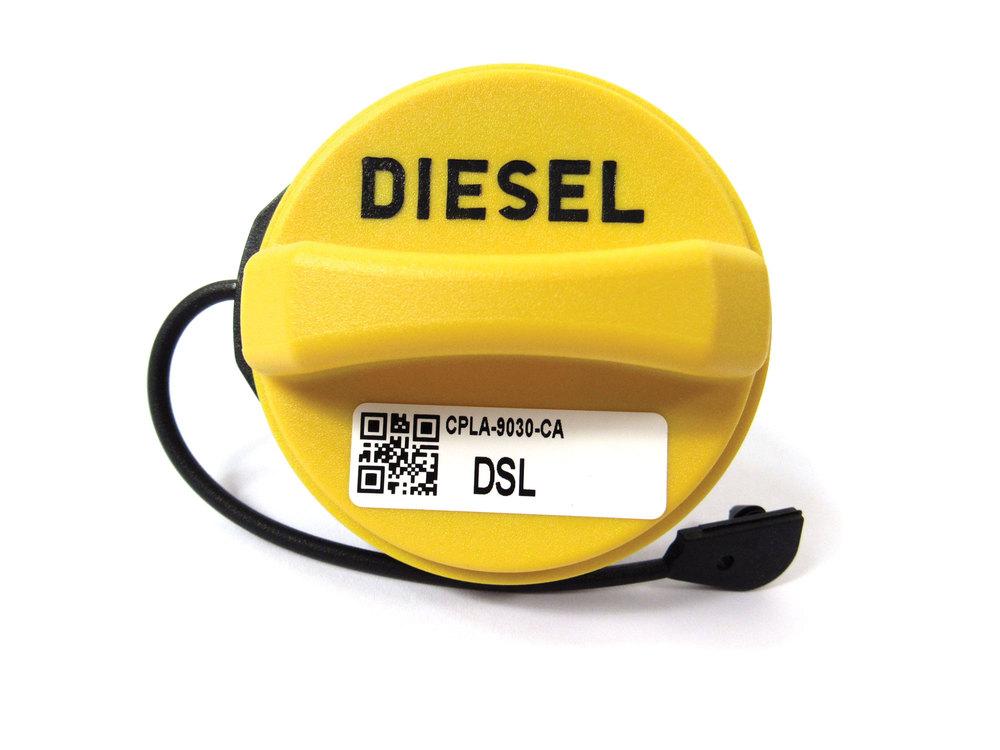 Fuel Filler Cap ( Diesel Engines )