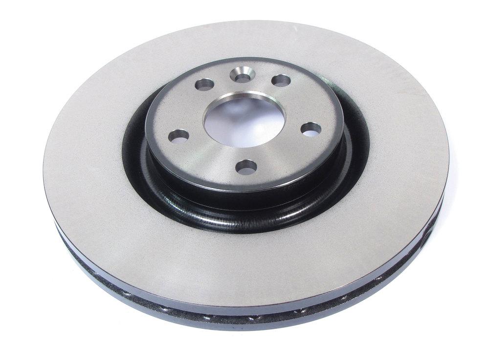 front brake rotor - LR059122G