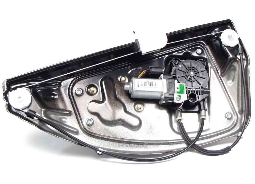 window regulator, alternate side