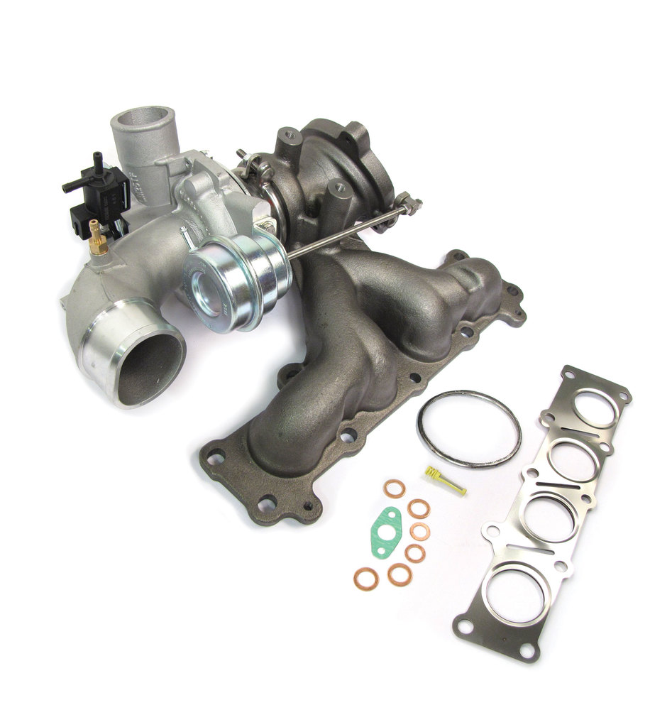 Replacement Turbocharger LR066515 For Land Rover LR2 And Range Rover Evoque, New - Not Remanufactured (See Fitment Years)