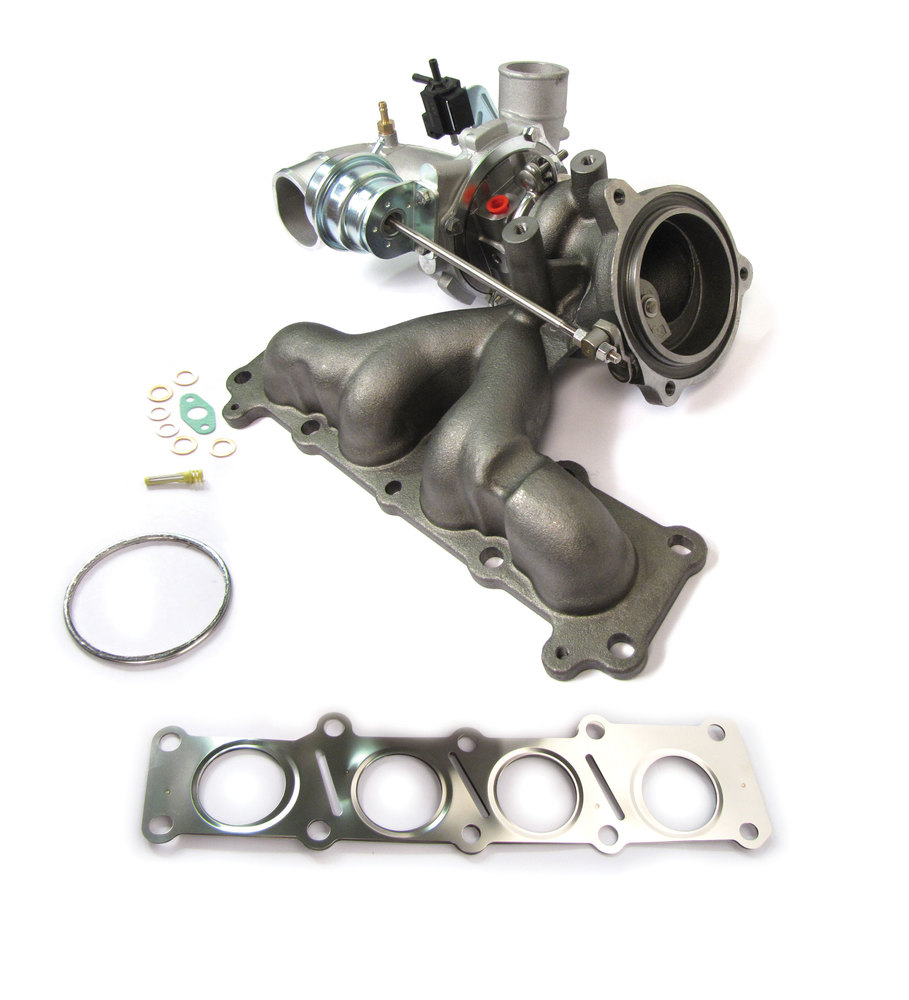 Turbocharger For Range Rover Evoque 2012 - 2013, New (Not Remanufactured)
