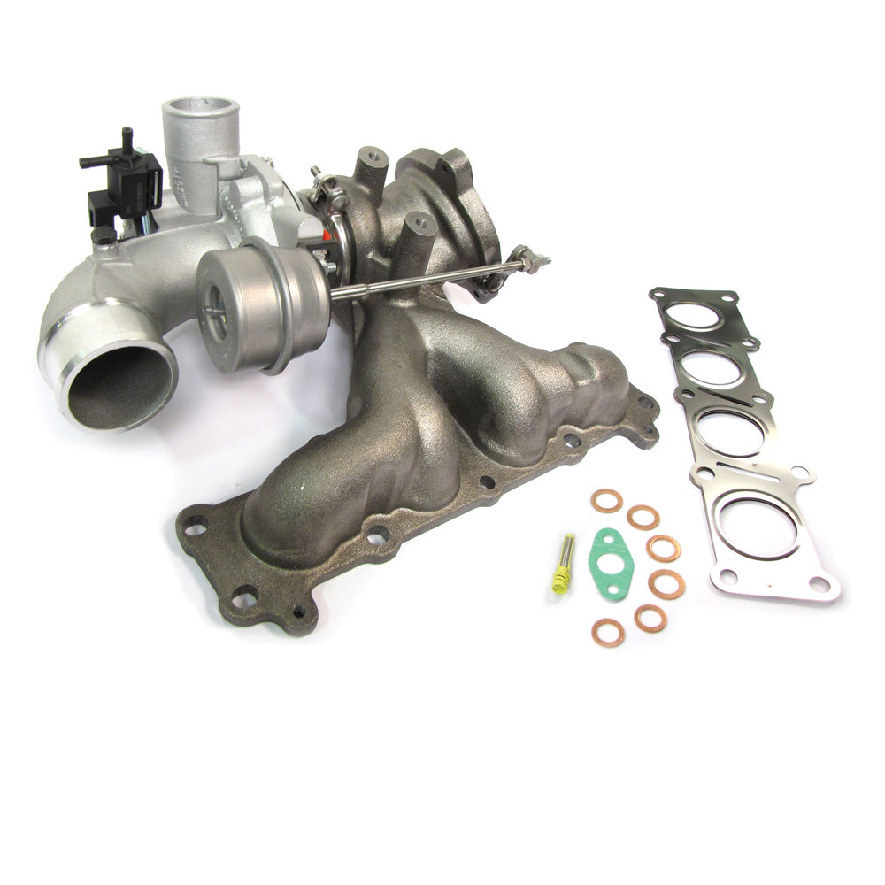 turbocharger for Evoque