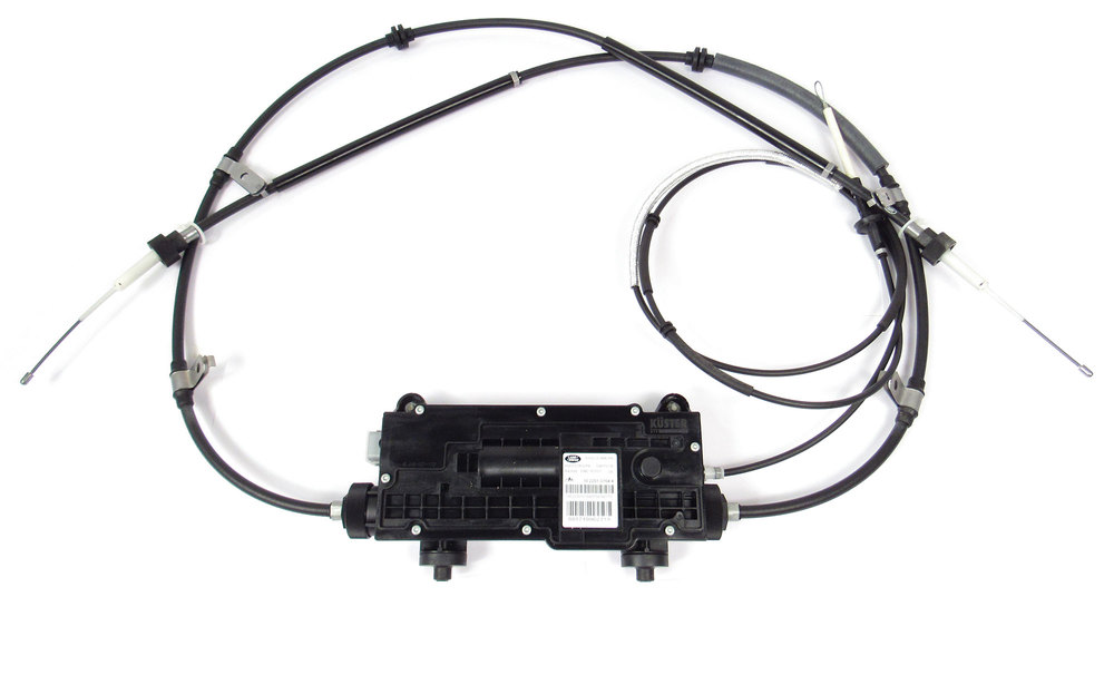 parking brake actuator for LR4 and Range Rover Sport
