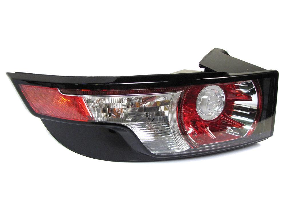 Range Rover Evoque tail light assembly