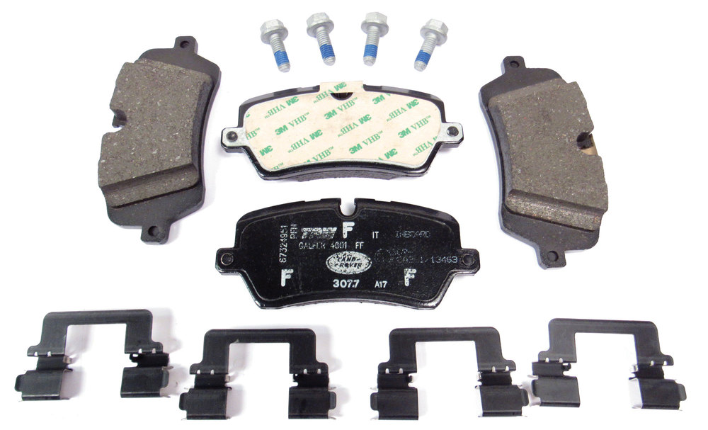 Genuine Brake Pads, Rear, For Land Rover Discovery 5, Range Rover Sport And Range Rover Full Size L405 (See Fitment Years)