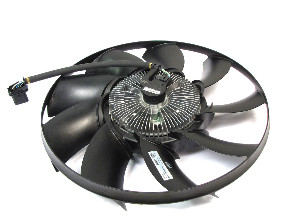 fan and clutch assembly for LR4, Range Rover - LR112861