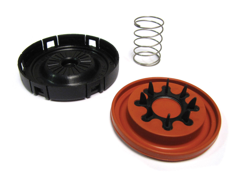 PCV Valve Service Kit, Includes Diaphragm And Cap, For Land Rover LR4, Discovery 5, Range Rover Sport, Range Rover Velar And Range Rover Full Size L322 (See Fitment Years)