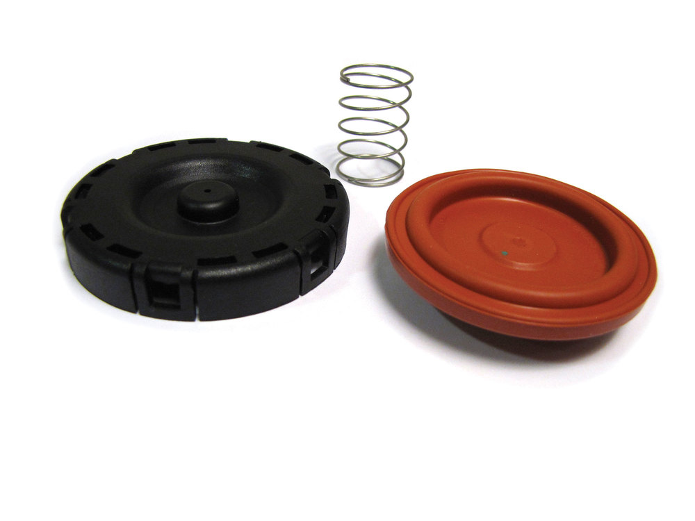 PCV Valve Service Kit LR133579, Includes Diaphragm And Cap, For Land Rover LR4, Discovery 5, Range Rover Sport, Range Rover Velar And Range Rover Full Size L322 (See Fitment Years)