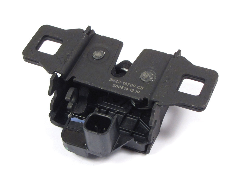 Genuine Integrated Hood Alarm, Switch And Latch Assembly, Right Front Hood Latch, For Land Rover LR3, LR4, Range Rover Sport And Range Rover Evoque