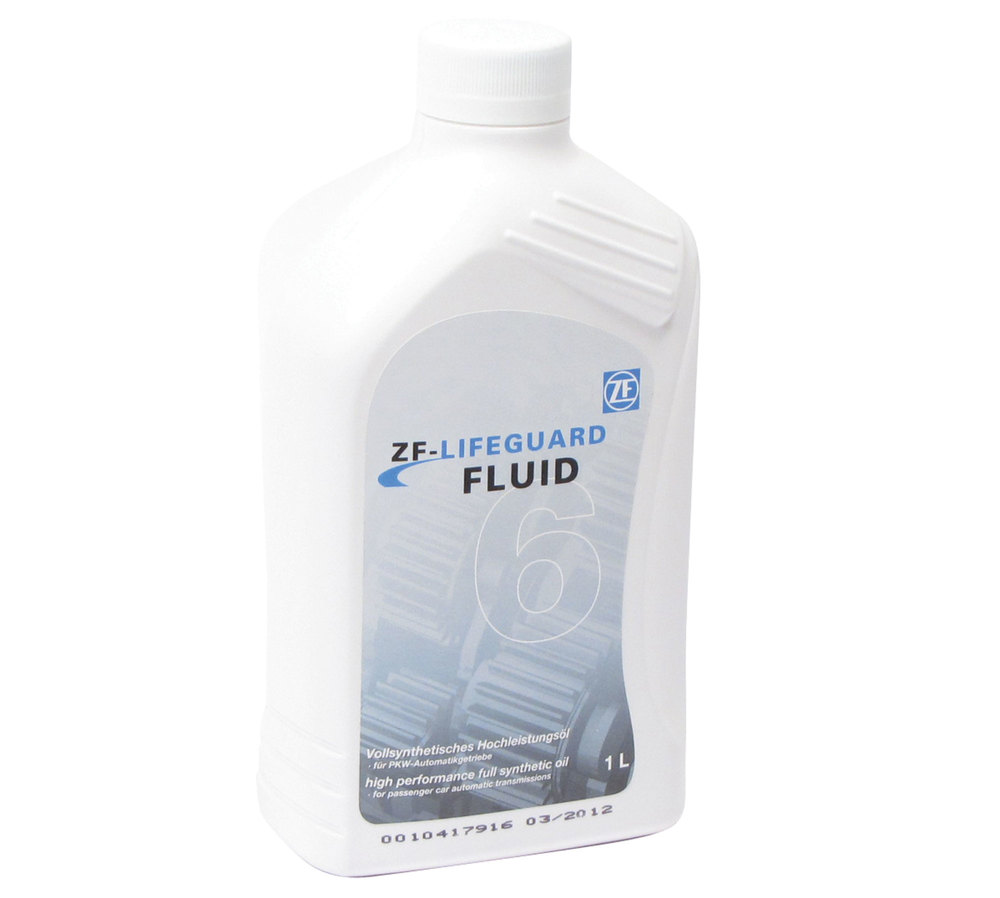 ZF transmission fluid