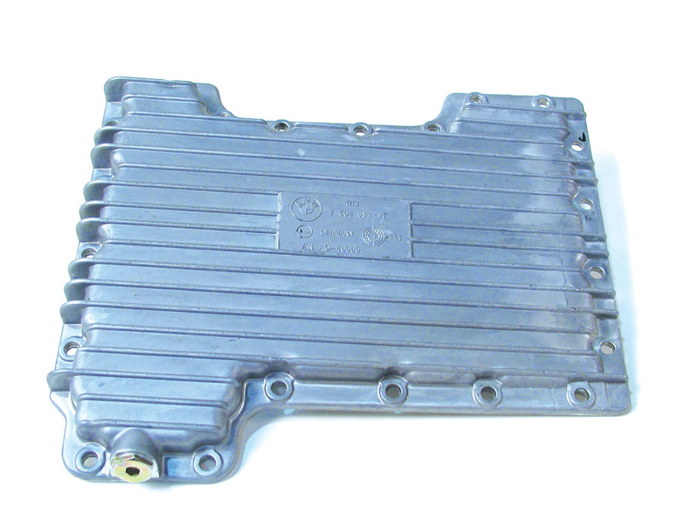 Genuine Oil Pan, Lower Engine, For Range Rover Full Size L322, 2003 - 2005